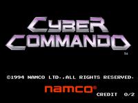 Video Game: Cyber Commando