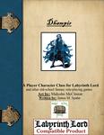 RPG Item: Dhampir