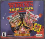 Video Game Compilation: Worms Triple Pack