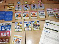 Board Game: Fantastic Factories