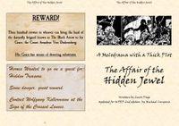 RPG Item: The Affair of the Hidden Jewel