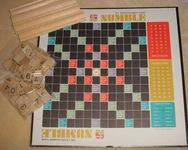 Board Game: Numble