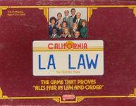 Board Game: L.A. Law