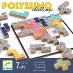 Board Game: Polyssimo Challenge