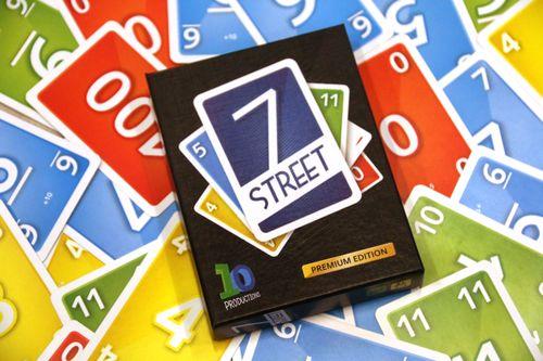 Board Game: 7-Street