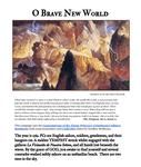 RPG Item: O Brave New World