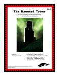RPG Item: GL0: The Haunted Tower