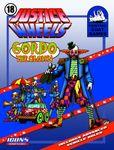 RPG Item: Justice Wheels 18: Gordo the Clown (ICONS)