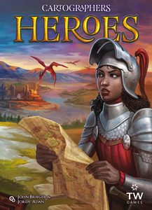 Cartographers Heroes Cover Artwork