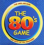 Board Game: The 80's Game