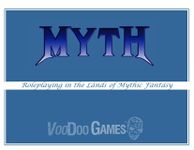 RPG Item: Myth: Roleplaying in the Lands of Mythic Fantasy
