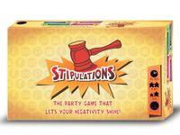 Board Game: Stipulations