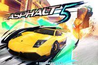 Video Game: Asphalt 5