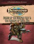RPG Item: Pathfinder Society Scenario 1-36: The Prisoner of Skull Hill