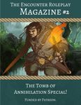 Issue: The Encounter Roleplay Magazine (Issue 2 - Oct 2017)