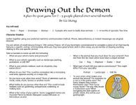 RPG Item: Drawing Out the Demon