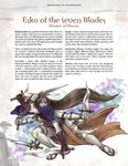RPG Item: Adversaries of the Righteous: Eska of the Seven Blades