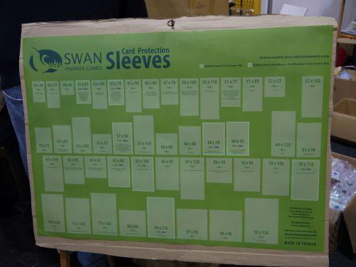 Board Game Publisher: Swan Panasia Co., Ltd.