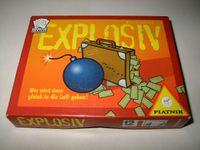 Board Game: Explosiv