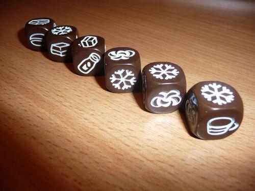 Board Game: Espresso Dice