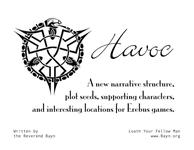 RPG Item: Havoc
