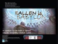 RPG Item: Fallen is Babylon