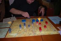 Being Played @ Lisbon weekly meeting - Moving the French Army