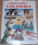 Board Game: Crisis Games: Colombia