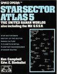 RPG Item: Star Sector Atlas 05: The United Ranan Worlds