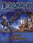 Board Game: Descent: Journeys in the Dark – Quest Compendium – Volume One