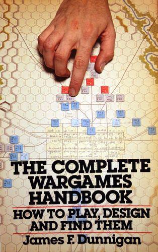 Board Game: The Complete Wargames Handbook