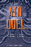 Video Game: Air Duel