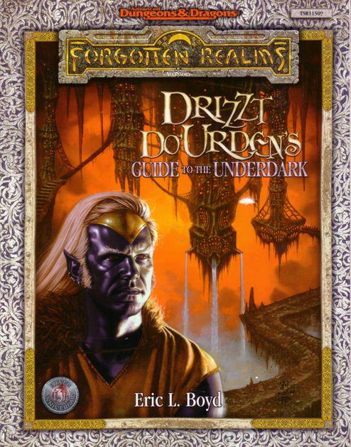 book report drizzt do urden