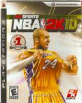 Video Game: NBA 2K10