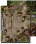 RPG Item: GameMastery Flip-Mat: Town Square