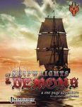 RPG Item: Of Shipwrights and Demons (Pathfinder)