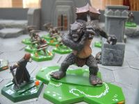 Board Game: The Lord of the Rings: Combat Hex Tradeable Miniatures Game