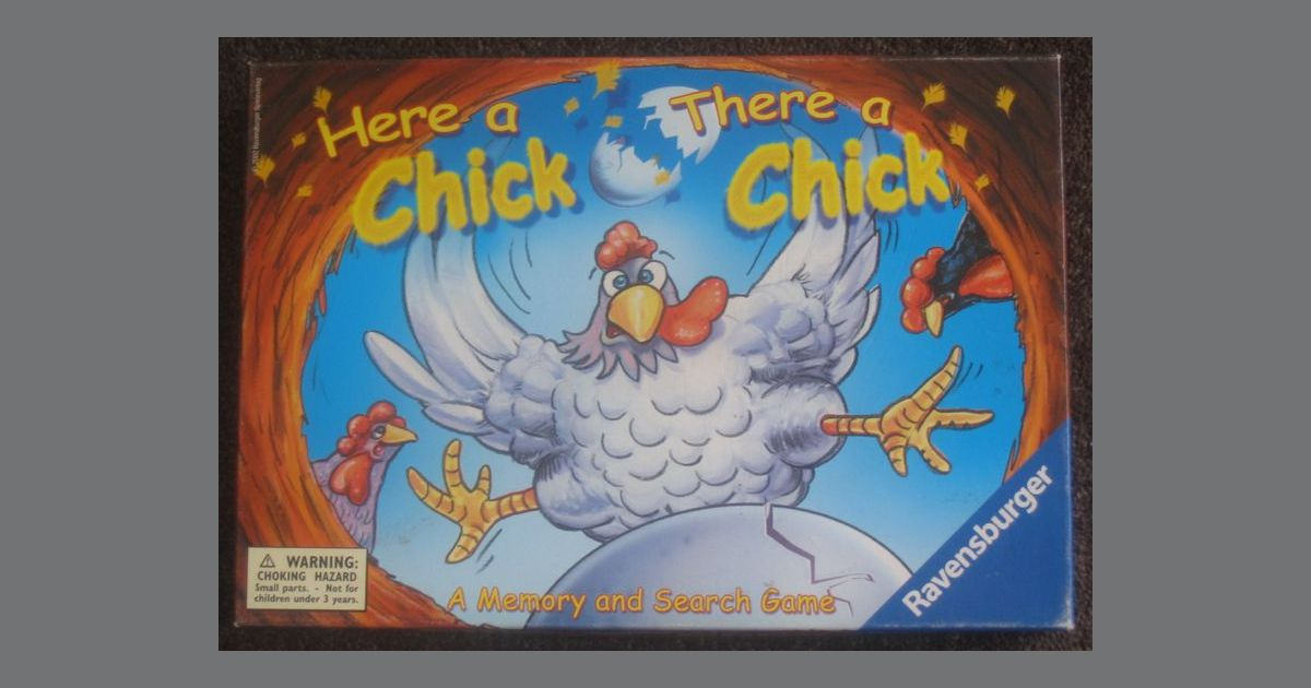 Here a Chick There a Chick