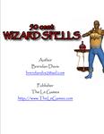 RPG Item: 50 Cent Wizard Spells