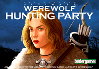 Board Game: Ultimate Werewolf: Hunting Party