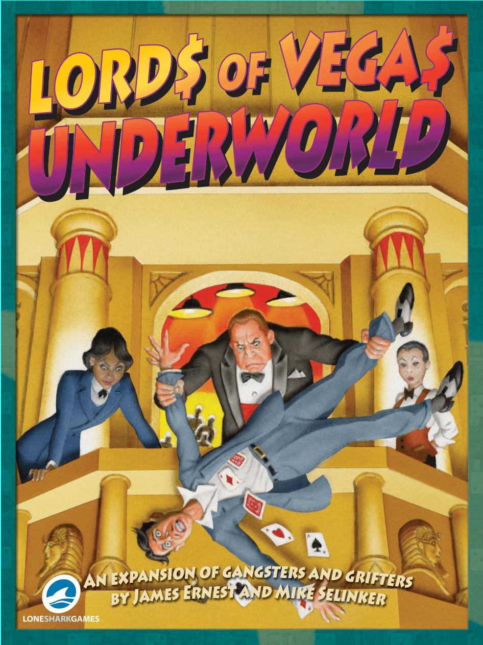 Lords of Vegas: Underworld
