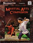 RPG Item: Martial Arts Companion (RMSS, 3rd Edition)