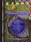 RPG Item: Cryptic Alliances & Unknown Enemies