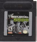 Video Game: WWF WrestleMania 2000