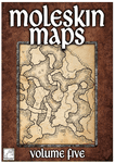 RPG Item: Moleskin Maps Volume Five