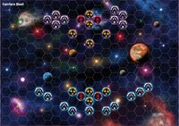 Board Game: Space Commander