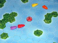 Board Game: Powerboats