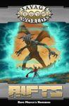 RPG Item: Rifts: Game Master's Handbook