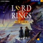 Board Game: Lord of the Rings: The Search