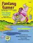 Issue: Fantasy Gamer (Issue 6 - Jun 1984)